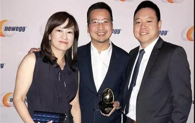 "ESG集团荣获美国新蛋网""全球最佳合作伙伴奖"""