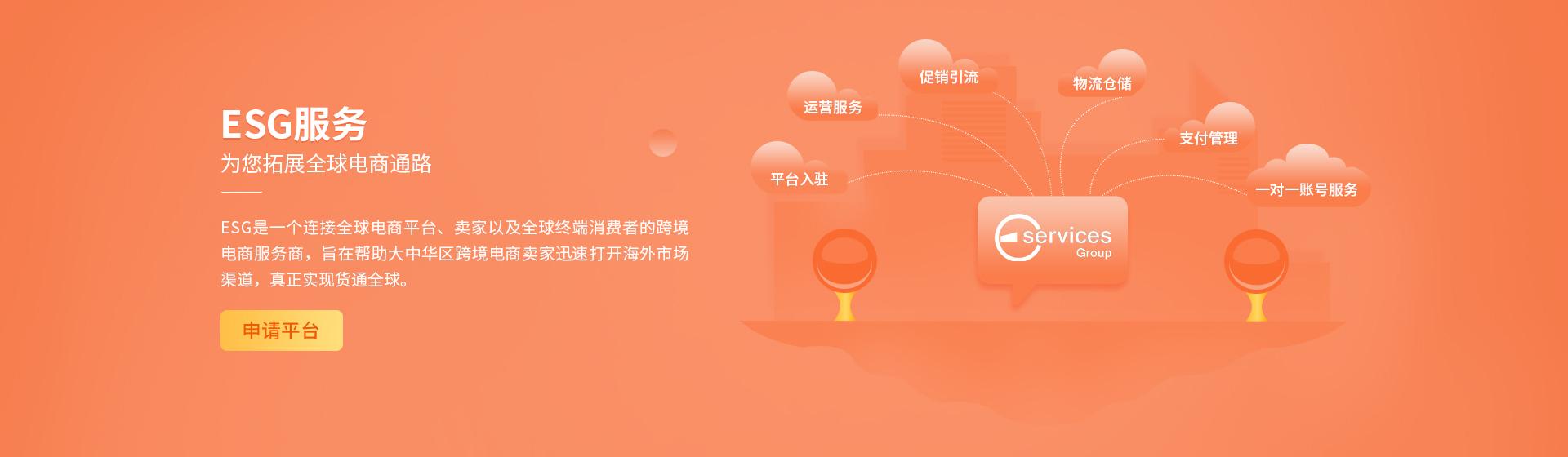 esg服务为您拓展全球电商通路